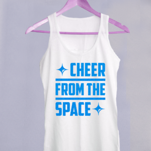 KIRALE CHEER FROM THE SPACE